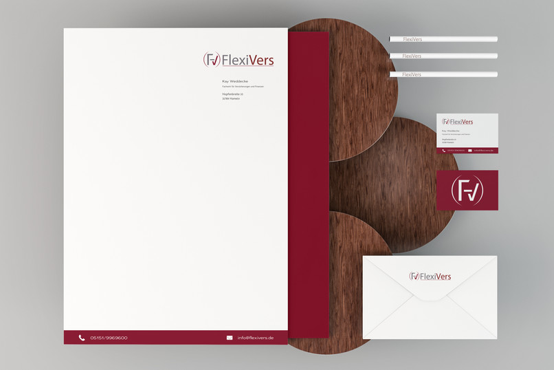 Flexivers Logodesign