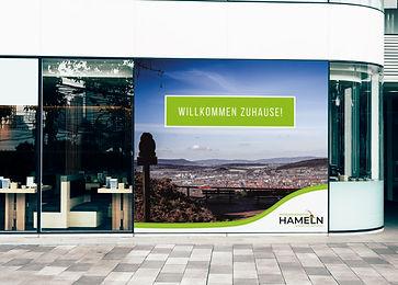 Hameln Imagekampagne Annika Weddecke Grafikdesign Hameln Rattenfängerstadt Unikaat Hameln Design
