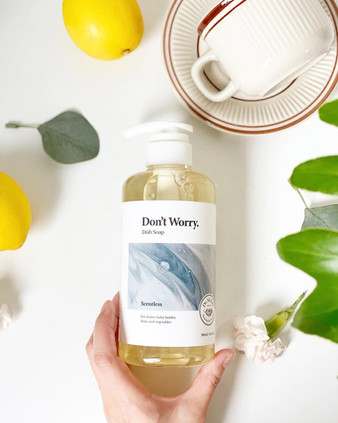 Dr.SEED抗菌保濕香味洗手液Don't Worry Hand Soap-9.