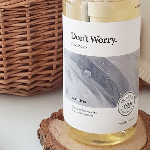 Dr.SEED抗菌保濕香味洗手液Don't Worry Hand Soap-4.