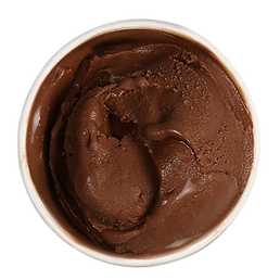 Dawlicious Chocolate Ice Cream
