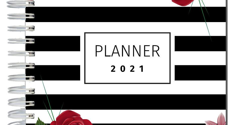 Planner Yasmin - Capa Dura