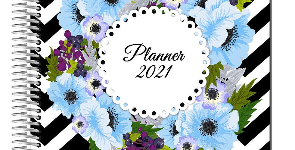 Planner Valquiria - Capa Plastificada