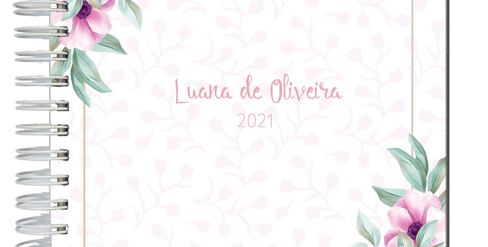 Planner Bianca - Capa Dura