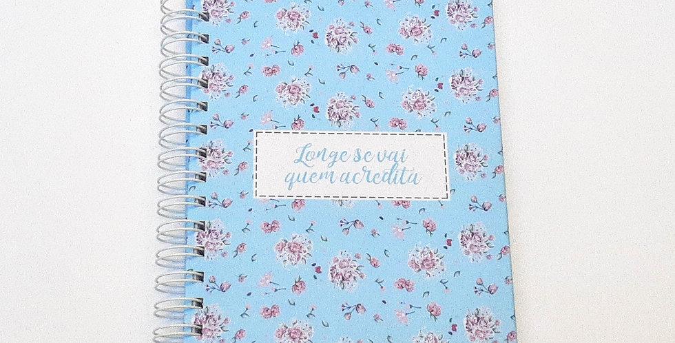 Caderno Personalizado P