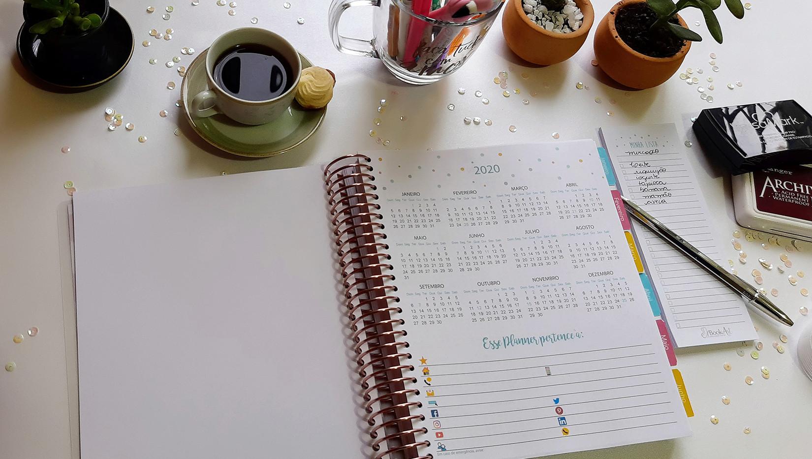 Calendário do Ano