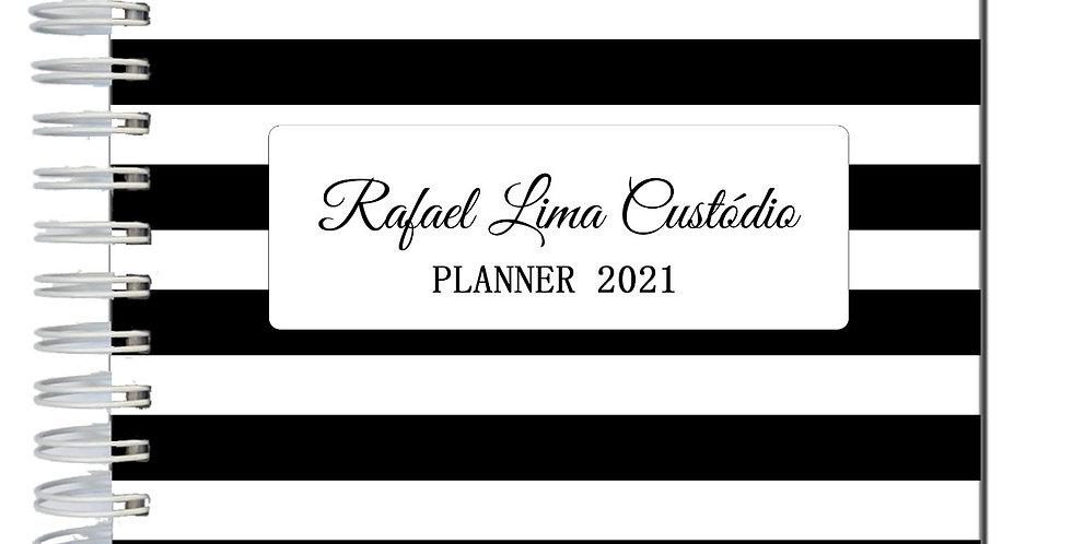 Planner Listras - Capa Dura