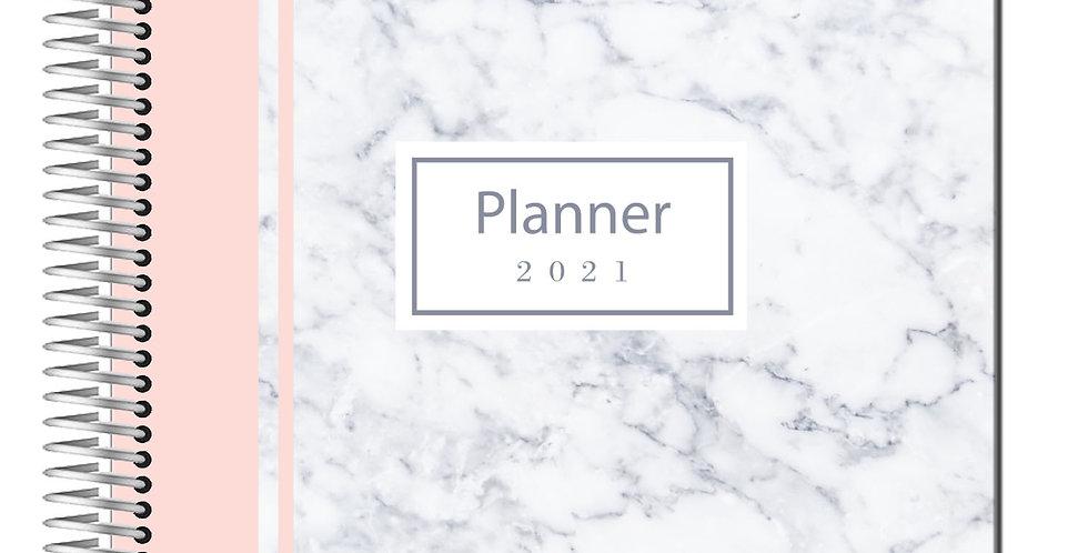 Planner Ester - Capa Plastificada