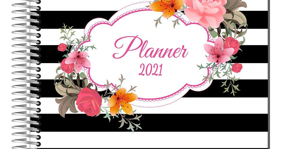 Planner Isa - Capa Plastificada