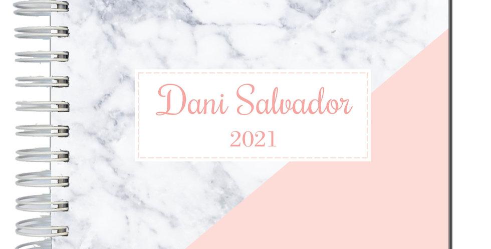 Planner Dani - Capa Dura