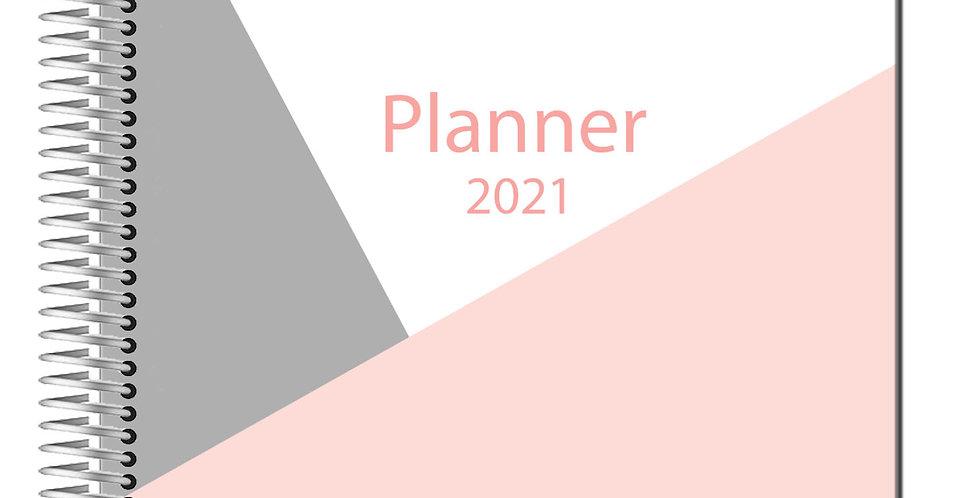 Planner Celine - Capa Plastificada