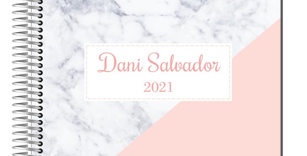 Planner Dani - Capa Plastificada