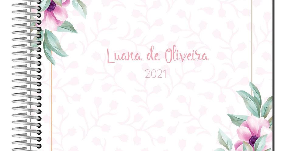 Planner Bianca - Capa Plastificada