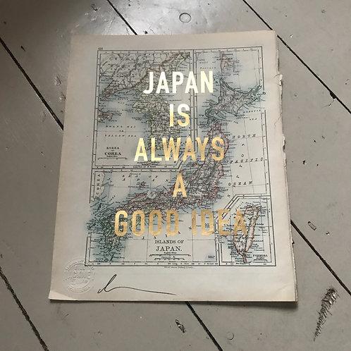 JAPAN IS ALWAYS A GOOD IDEA - 68