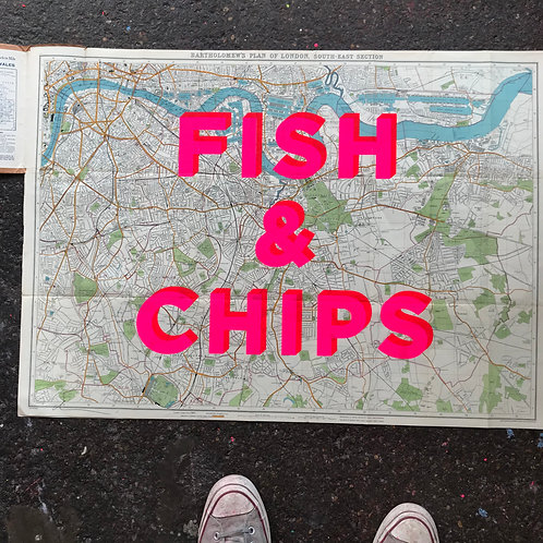 FISH & CHIPS - LONDON SOUTH EAST