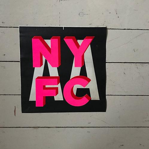 NEW YORK FUCKING CITY - AA