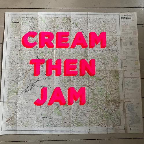 CREAM THEN JAM - OKEHAMPTON AND NORTH DARTMOOR