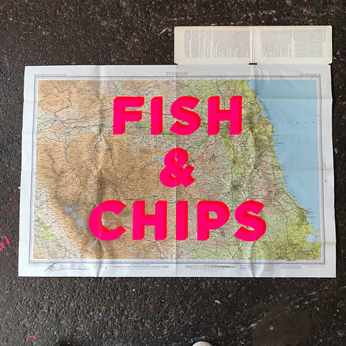 FISH & CHIPS - TYNESIDE