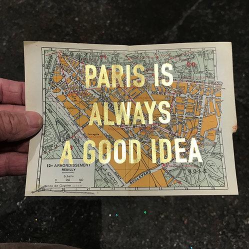 PARIS IS ALWAYS A GOOD IDEA - 12e ARRONDISSEMENT