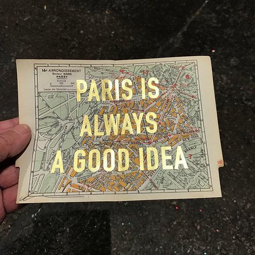 PARIS IS ALWAYS A GOOD IDEA - 16e ARRONDISSEMENT PASSY