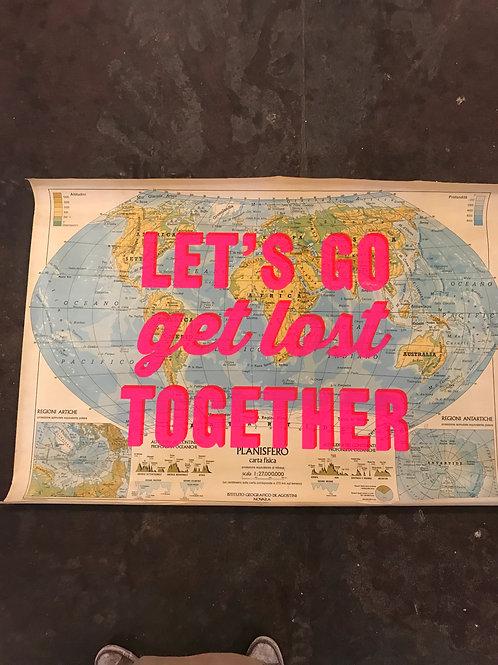 LET'S GO GET LOST TOGETHER - THE WORLD 3