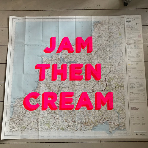 JAM THEN CREAM - NEWQUAY AND BODMIN