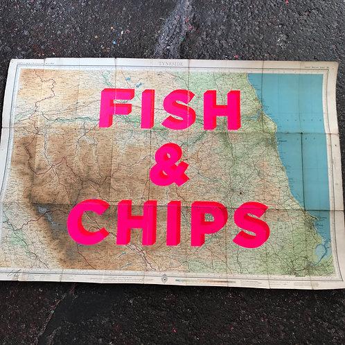 FISH & CHIPS - TYNESIDE 2