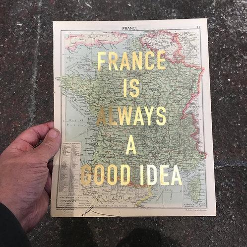 FRANCE IS ALWAYS A GOOD IDEA - 11