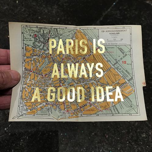 PARIS IS ALWAYS A GOOD IDEA - 13e ARRONDISSEMENT GOBELINS