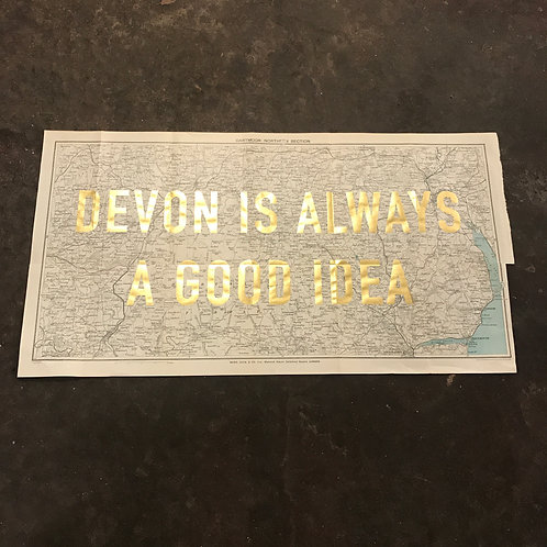 DEVON IS ALWAYS A GOOD IDEA - NORTHERN DARTMOOR