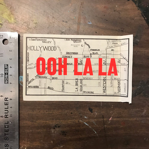 OOH LA LA - HOLLYWOOD
