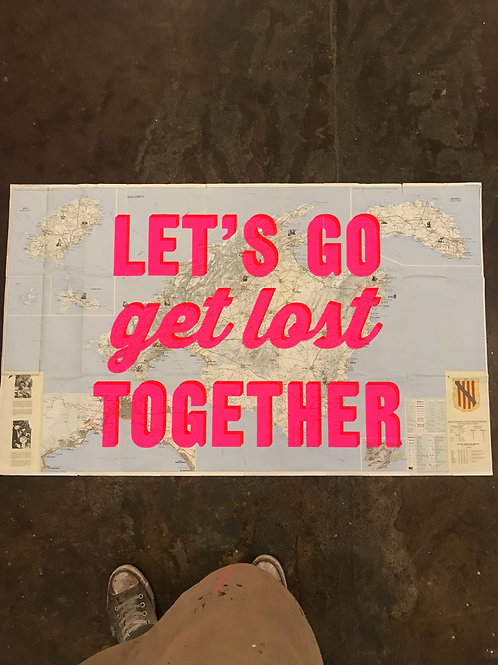 LET'S GO GET LOST TOGETHER - MALLORCA