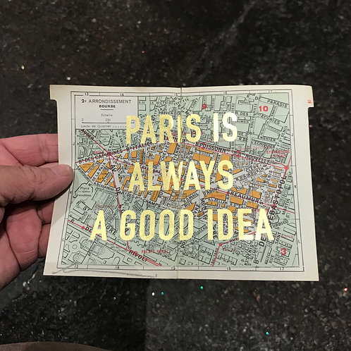 PARIS IS ALWAYS A GOOD IDEA - 2e ARRONDISSEMENT
