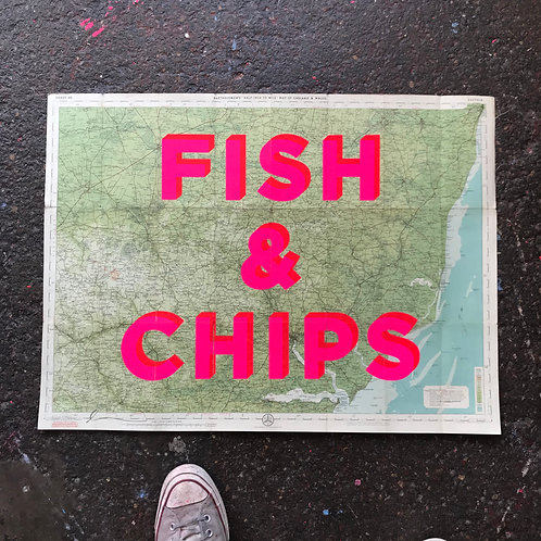 FISH & CHIPS - SUFFOLK