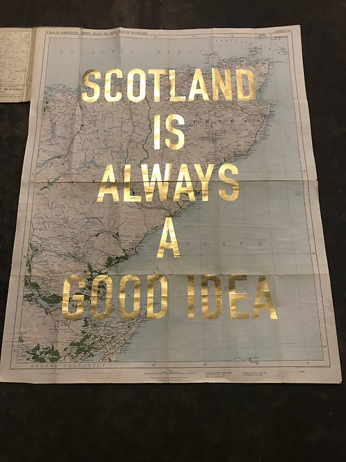 SCOTLAND IS ALWAYS A GOOD IDEA - NORTH EAST