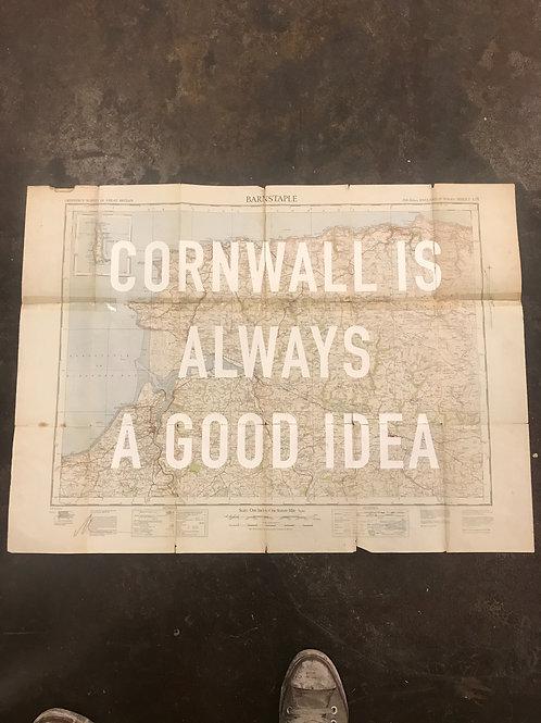 CORNWALL IS ALWAYS A GOOD IDEA - DEVON