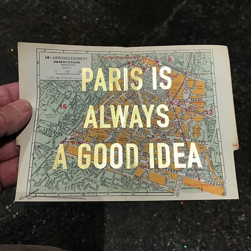 PARIS IS ALWAYS A GOOD IDEA - 14e ARRONDISSEMENT