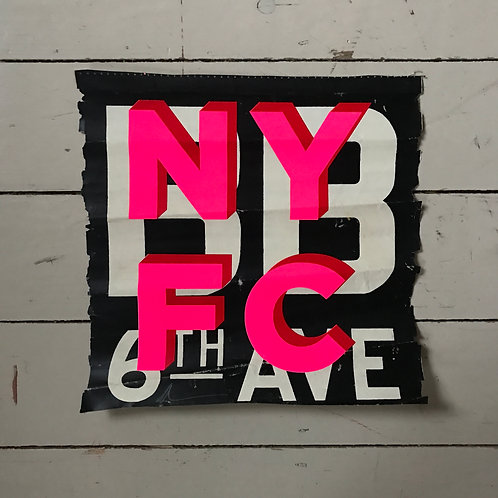 NEW YORK FUCKING CITY - BB