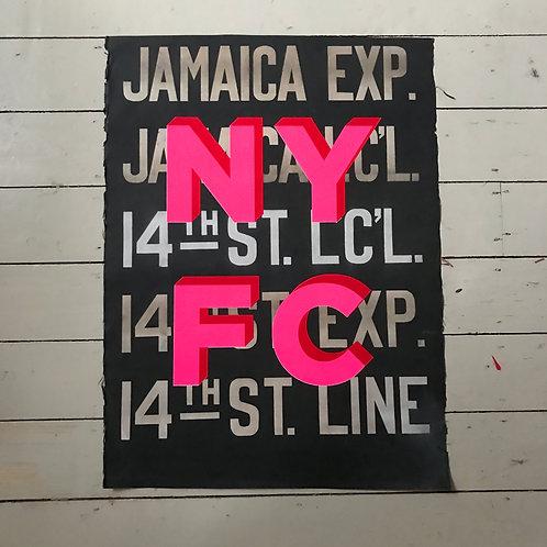 NEW YORK FUCKING CITY - JAMAICA EXPRESSWAY