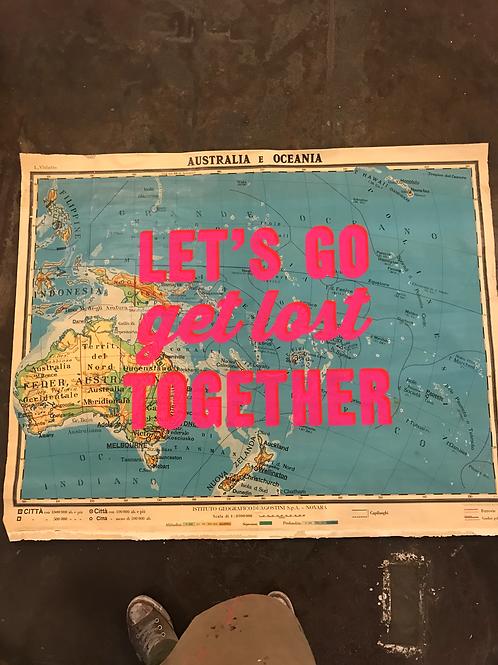 LET'S GO GET LOST TOGETHER - AUSTRALIA E OCEANA