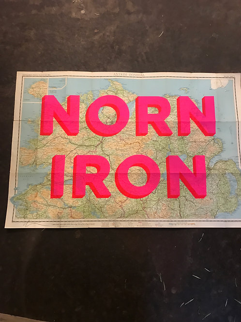NORN IRON - ANTRIM AND DONEGAL