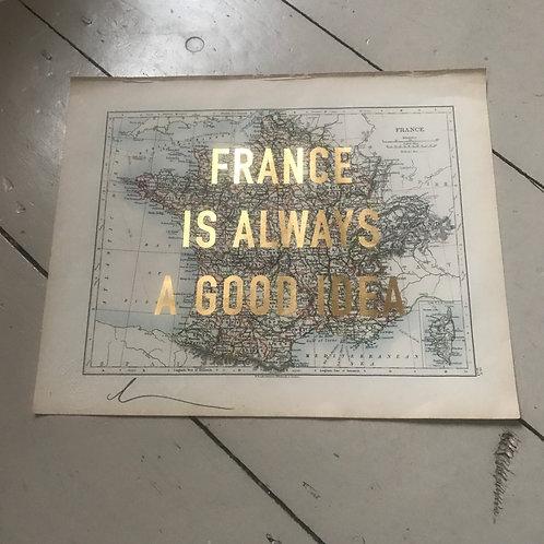 FRANCE IS ALWAYS A GOOD IDEA - 25