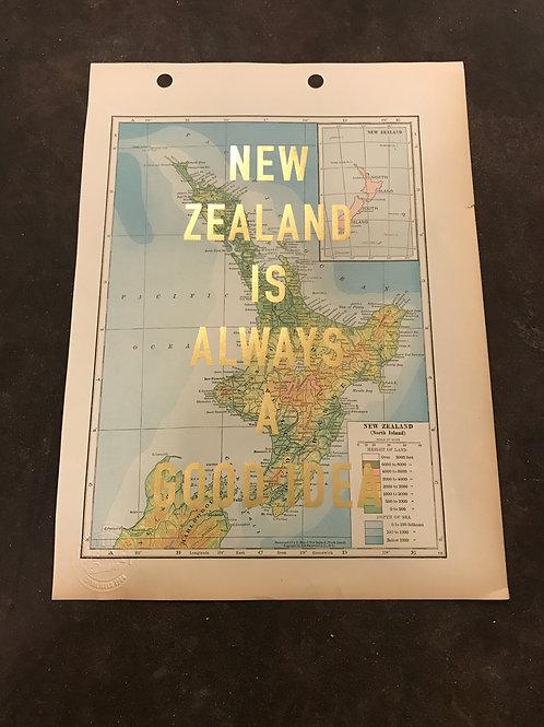 NEW ZEALAND IS ALWAYS A GOOD IDEA - 121 - NORTH ISLAND
