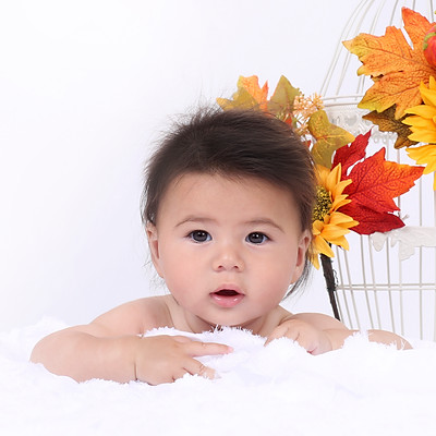 Elliot 100days Baby