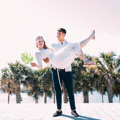 stephanie&brian at miami  beach