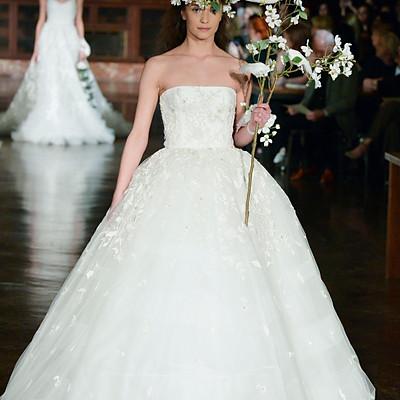 reem acra bridal fashion 2018
