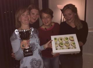 Annual Ladies Tennis Club Quiz Night