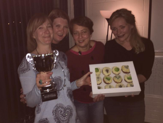 Annual Ladies Tennis Club Quiz Night
