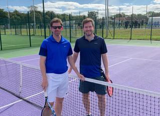 Queensferry Tennis Club Championships!