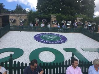 Wimbledon 2017!